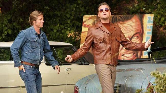 Una scena del film 'C'era una volta a... Hollywood' - Foto: Sony Pictures