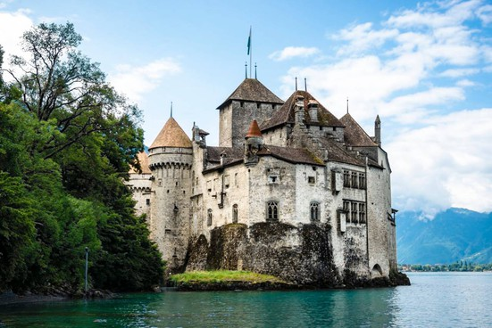 Castello di Chillon