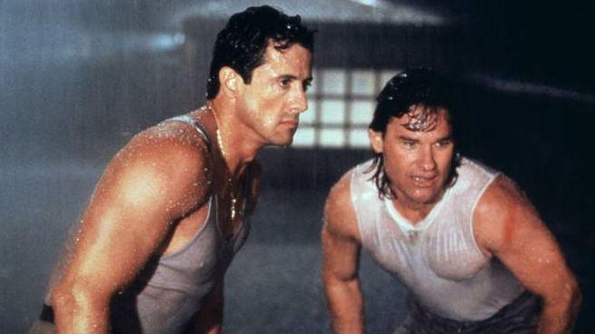Una scena di 'Tango & Cash' - Foto: Warner Bros.