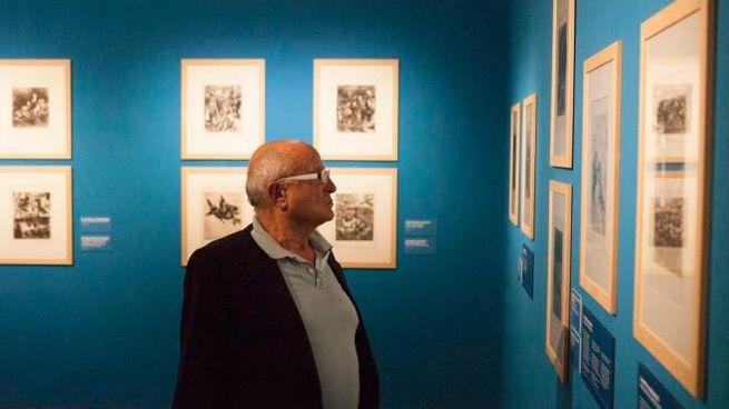 La mostra di Marc Chagall presso Palazzo Albergati