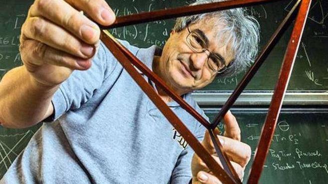 Il fisico Carlo Rovelli, 63 anni