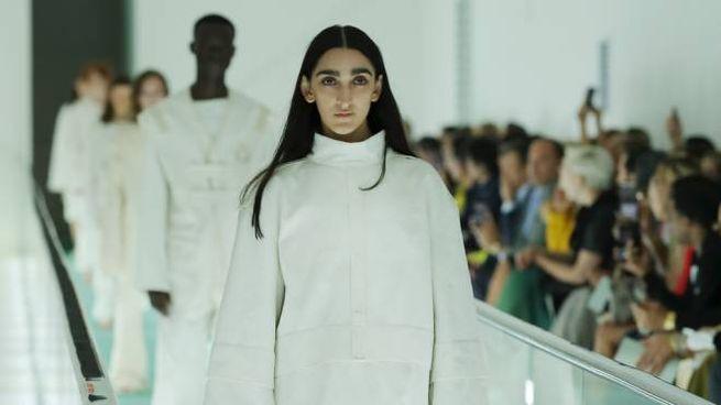 La sfilata di Gucci per l'estate 2020
