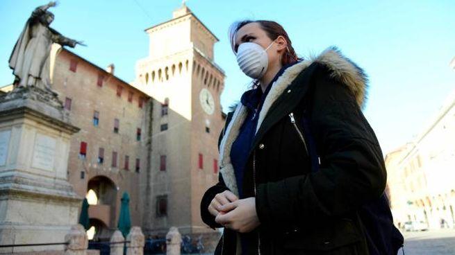 Smog a Ferrara (Foto Businesspress)