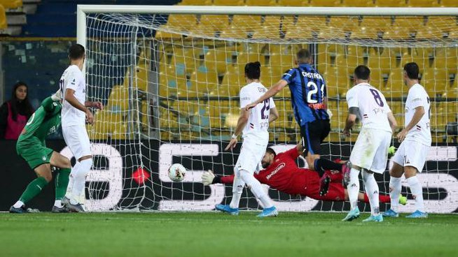 Atalanta-Fiorentina 2-2: il pareggio al 95' dei nerazzurri