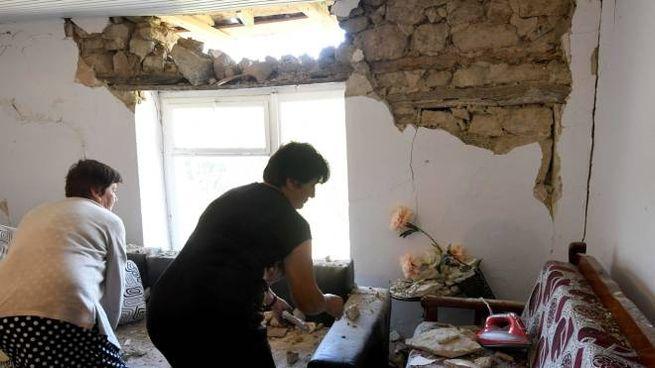 Terremoto in Albania: nuova scossa di magnitudo 4 (Lapresse)