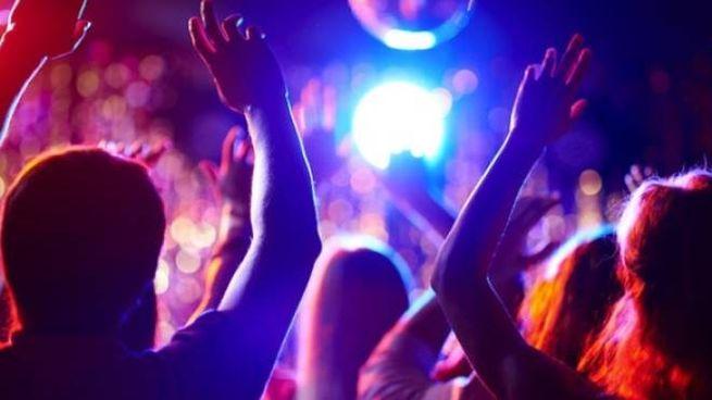 Serata in discoteca