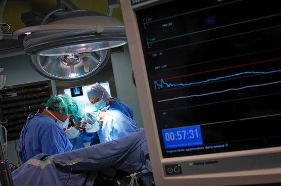Simulazioni in 3D, medici e ingegneri in tandem