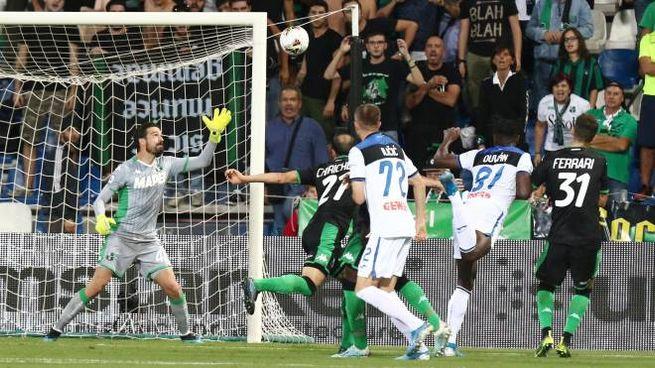 Sassuolo - Atalanta 1-4
