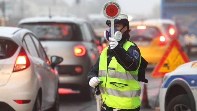 Smog, inquinamento, blocco del traffico: foto generica (Zani)