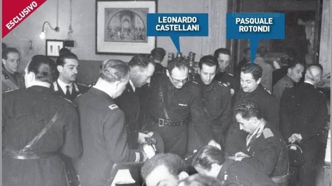 Leonardo Castellani e Pasquale Rotondi a Urbino