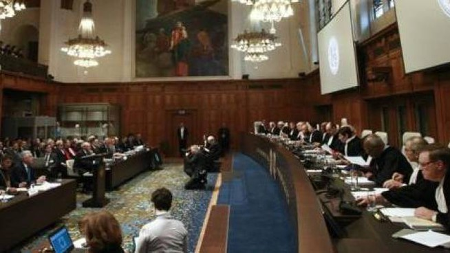 La Corte di giustizia internazionale
