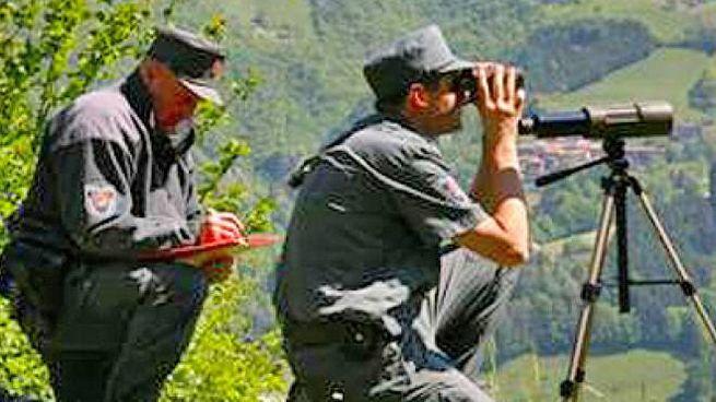 Controlli della Polizia provinciale
