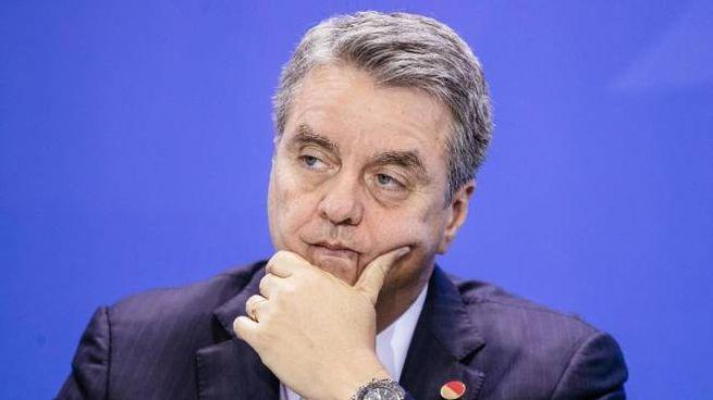 Il direttore generale del Wto Roberto Azevedo (Ansa)
