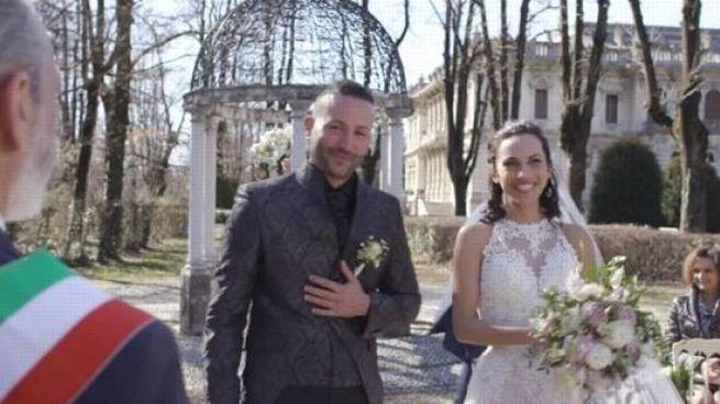 Fulvio e Federica, una delle coppie di Matrimonio a Prima Vista 2019