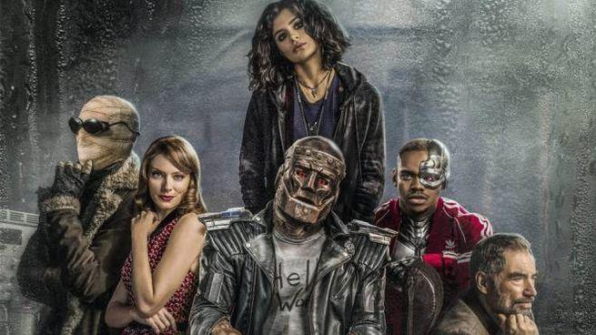 Dettaglio del poster - DC Universe