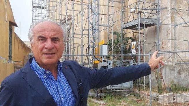Il direttore delll'istituto penitenziario Francesco D'Anselmo