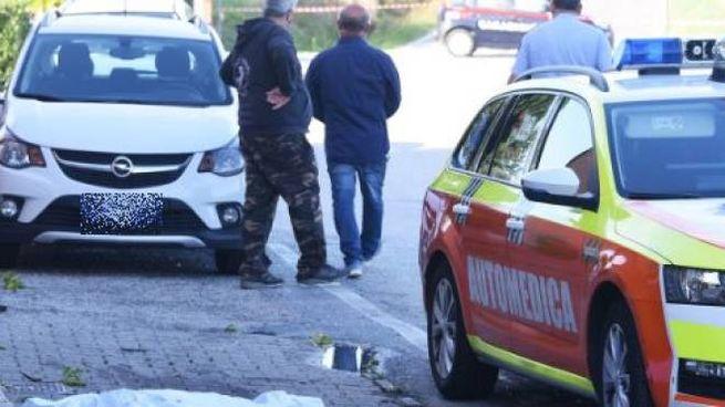 Il fuoristrada ha travolto la donna nella zona  di Montalbano, a pochi passi da casa