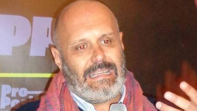 Il sindaco Samuele Lippi