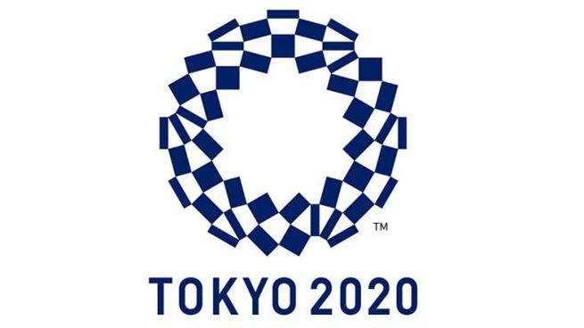 Il logo ufficiale delle Olimpiadi