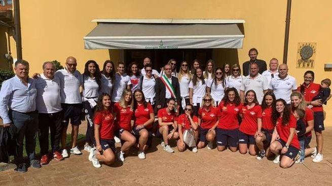 Il Blu Volley Quarrata al Giorgio Tesi Group