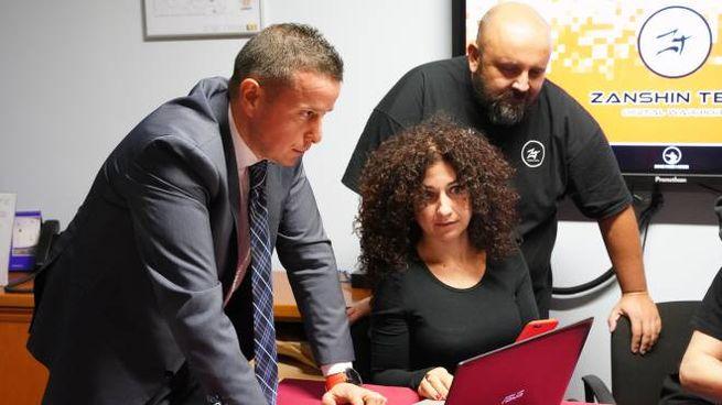 Modena, arti marziali contro il cyberbullismo (FotoFiocchi)