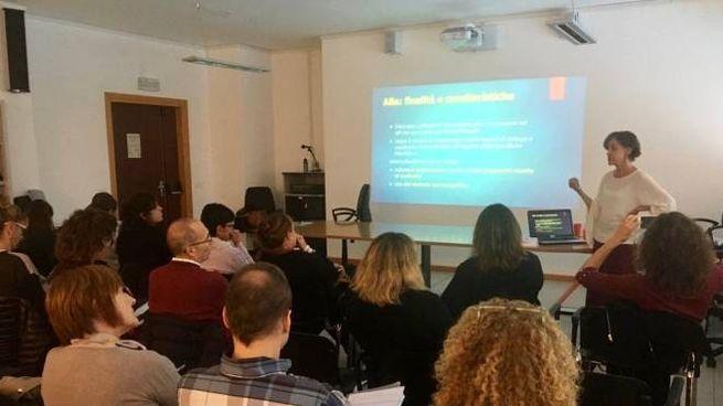 Il seminario di formazione rivolto a docenti e operatori culturali