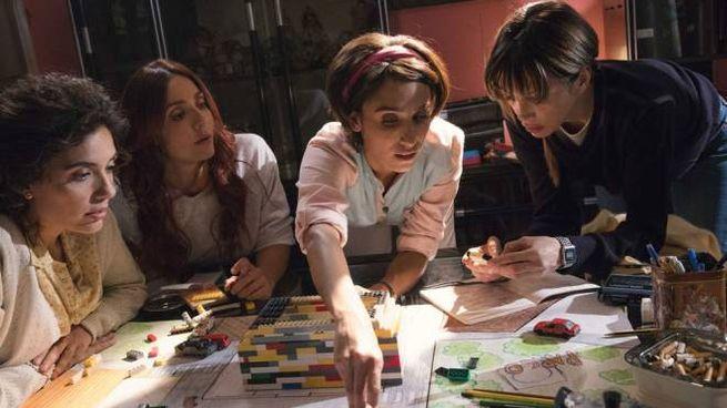 Una scena del film 'Brave ragazze' - Foto: Paco Cinematografica/Vision Distribution