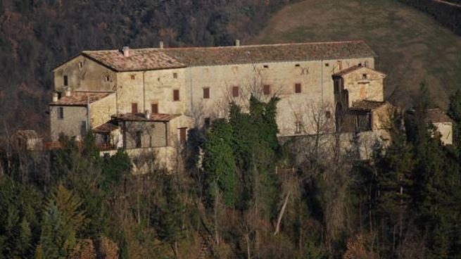 Il castello di Casalecchio, aperto durante le Giornate Fai di Autunno 2019