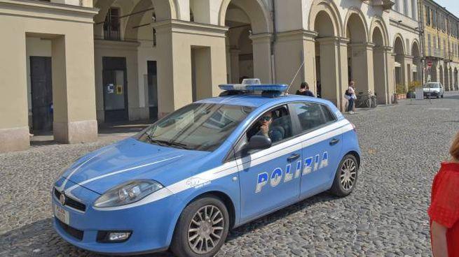 Polizia a Voghera