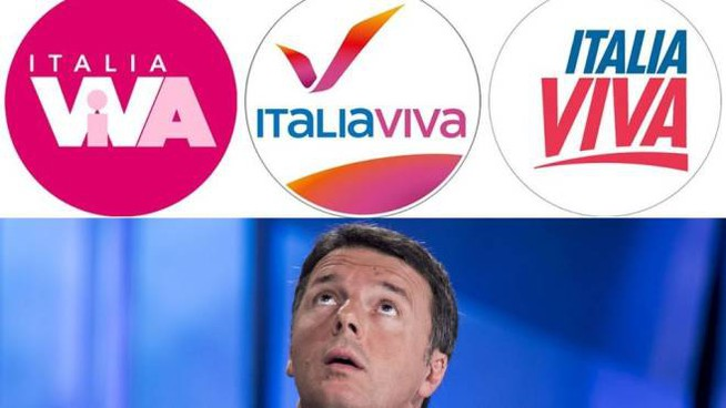 Il simbolo di Italia Viva si sceglie online