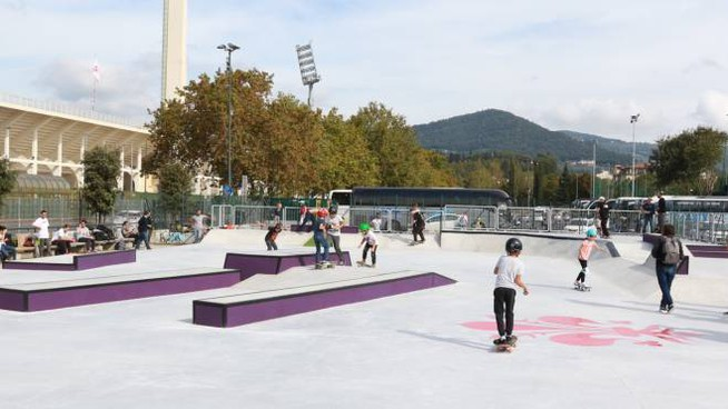 Lo skatepark