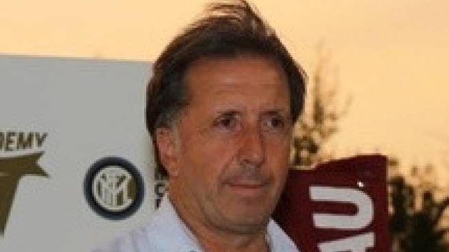 Il presidente del Tau Calcio Altopascio, Antonello Semplicioni