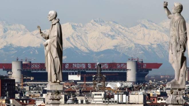 Milano, sì a nuovo stadio ma no ad altre opere fuori dal Pgt - IL GIORNO