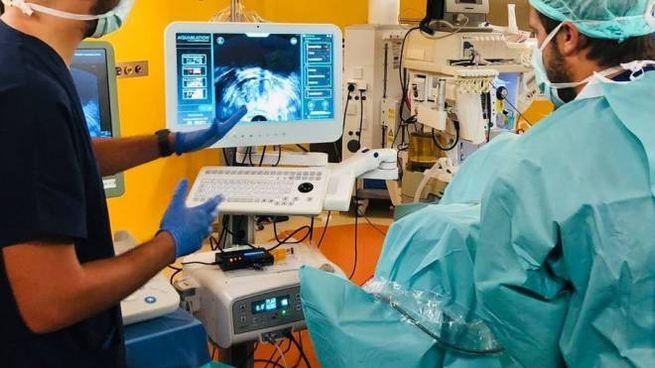 Una nuova tecnica per intervenire sulla prostata
