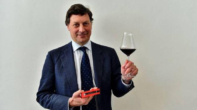 Il presidente del Consorzio Vino Chianti, Giovanni Busi