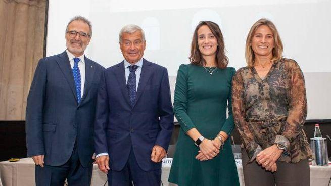 Ricardo Duarte, Carlo Sangalli, Martina Cambiaghi e Roberta Guaineri