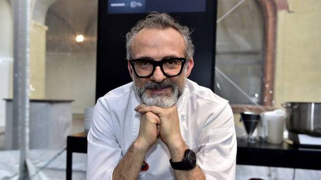 Massimo Bottura (Fotogramma)