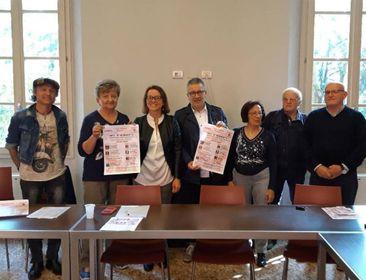 La presentazione dell'iniziativa di raccolta fondi organizzata dal circolo Giliberti con la collaborazione del Conad. e dei servizi sociali del Comune