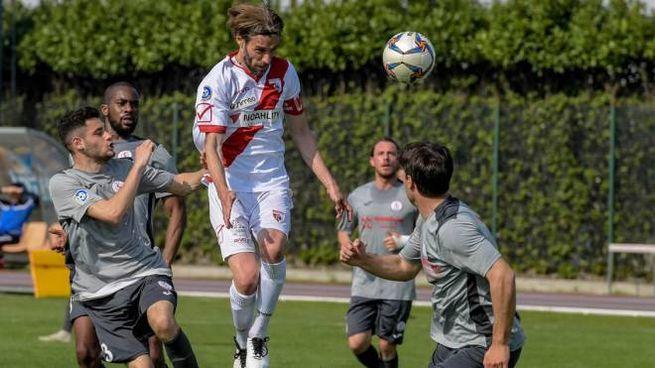 La squadra biancorossa ha un attacco mitraglia, in 7 gare sono stati realizzati 27 gol