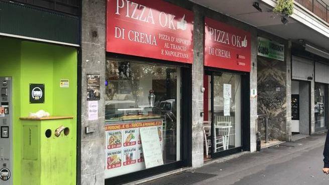 La pizzeria di viale Repubblica a Crema