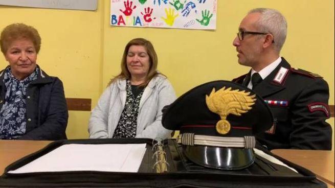 Brescia, sportello ascolto dei carabinieri
