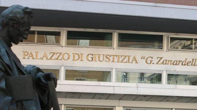 Il palazzo di giustizia di Brescia