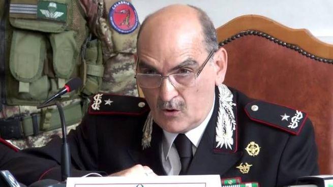Il generale dei carabinieri Giuseppe Governale è direttore della Dia