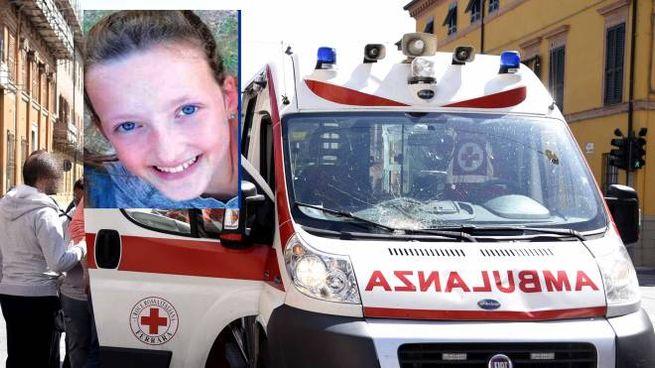 L'incidente del 2017 in cui ha perso la vita Anna Fabbri, nel riquadro