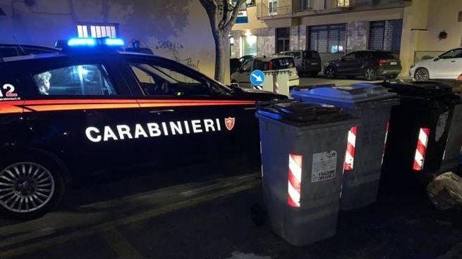 Il luogo in piazza Garibaldi a Falconara dove è avvenuta l'aggressione