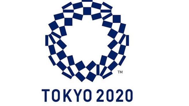 Il logo ufficiale di Tokyo 2020