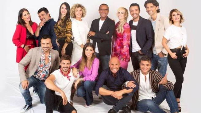 Il cast di Tale e Quale Show 2019