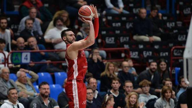 Riccardo Moraschini, uomo decisivo in quel di Atene