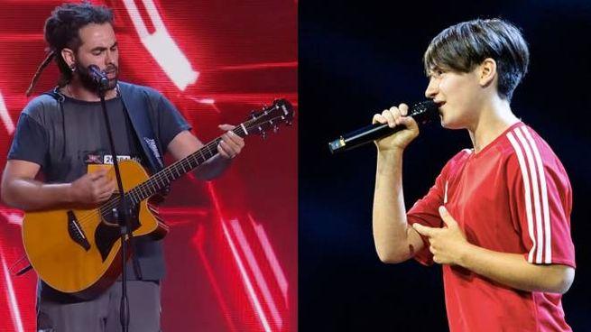 X Factor 2019, Marco Saltari e Kimono (foto Sky)
