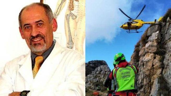 Mario Ravaglia, aveva 67 anni. Era un luminare della medicina d'urgenza